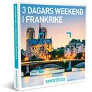 3 dagars weekend i Frankrike