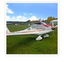 Provflygning för 2 personer i varsitt flygplan