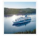 Lyxkryssning till Oslo för 2 personer med DFDS