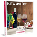mat- & vinprovning, för 2 personer