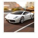 Körupplevelse i en Ferrari/Lamborghini (40 km) med Gr8 Experience