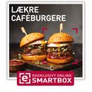 Lækre caféburgere