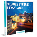3 dages byferie i Tyskland