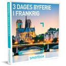 3 dages byferie i Frankrig