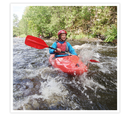 White water rafting-kursus med Ram Silwal Adventures
