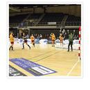 VIP-håndboldooplevelse med middag hos Vendsyssel Håndbold