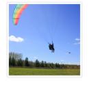 Paragliding-kurset