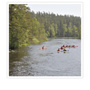 White water rafting-kursus med Ram Silwal Adventures