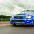 Subaru Impreza WRX STI su pista