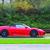Ferrari 430 / Subaru Impreza su pista
