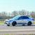 Subaru Impreza su pista
