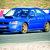 Subaru WRX STI su pista