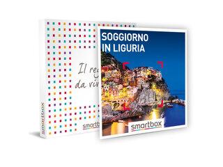 Cofanetto Regalo Soggiorno In Liguria Smartbox