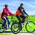 Giro in bicicletta elettrica
