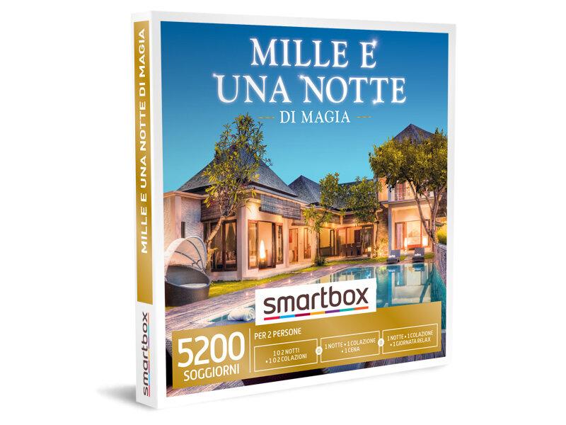 Cofanetto Regalo Mille E Una Notte Di Magia Smartbox