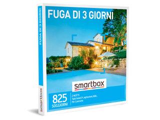 Cofanetto Regalo Fuga Di 3 Giorni Smartbox