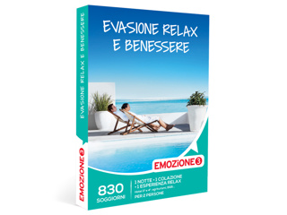 Evasione relax e benessere