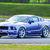 Ford Mustang su pista