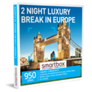 2 Night Luxury Break in Europe