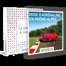 Dose d'adrénaline en Rhône-Alpes
