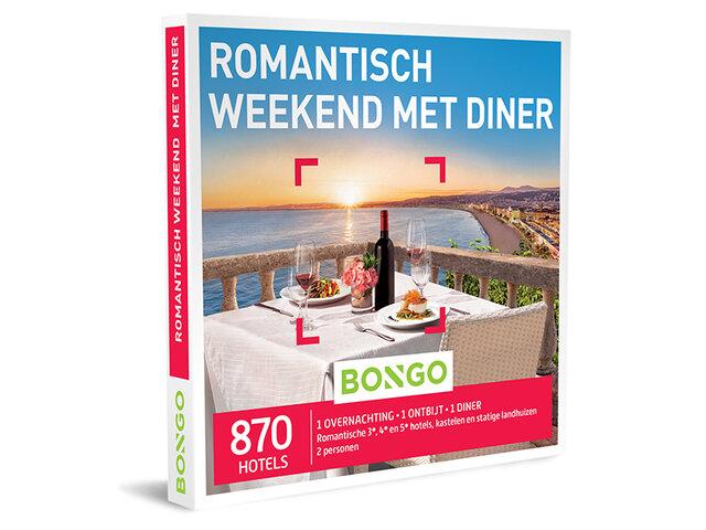 Romantisch Weekend met Diner