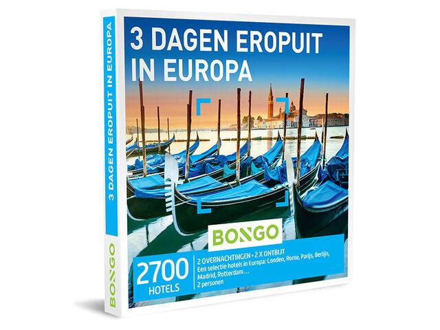 3 Dagen Eropuit in Europa