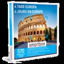4 jours en Europe