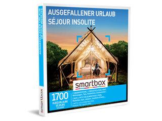 Cofanetto Regalo Soggiorni Insoliti Smartbox