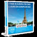 3 Tage in Europa für zwei