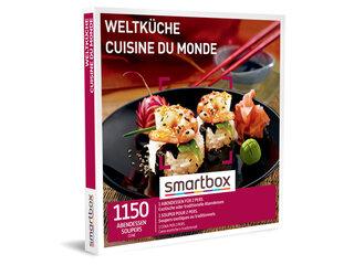 Coffret Cadeau Cuisine Du Monde Smartbox