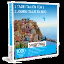 3 Tage Italien für 2