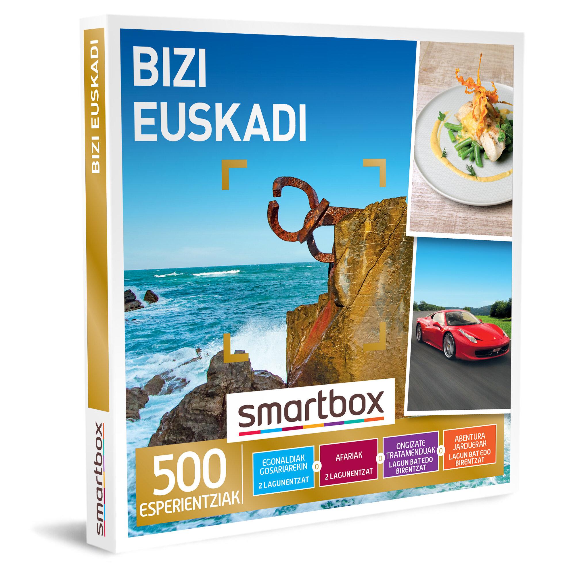 Smartbox |Bizi Euskadi