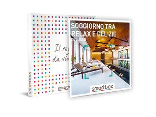 Cofanetto Regalo Soggiorno Tra Relax E Delizie Di Lusso Smartbox