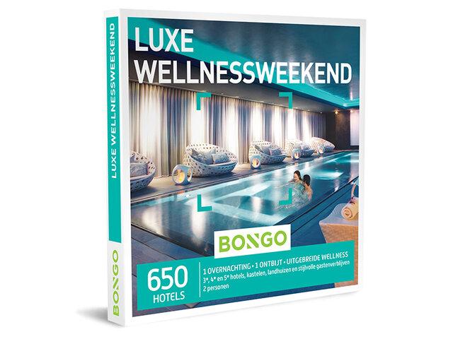 Luxe Wellnessweekend