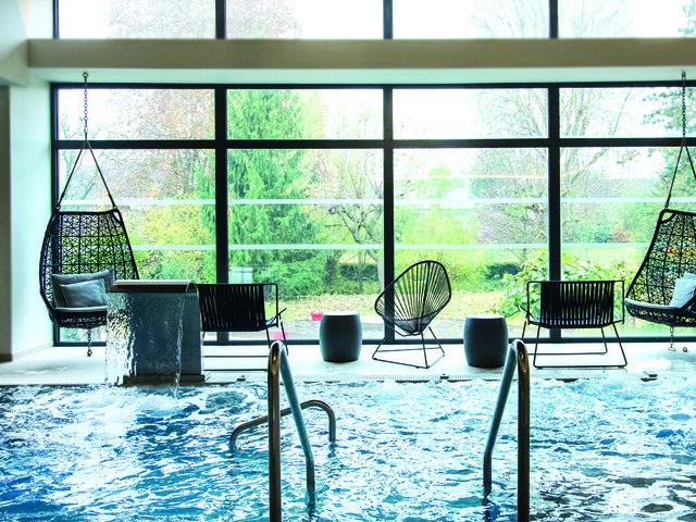 Restaurant Spa Le Richebourg Hotel Bien Etre Pour Homme
