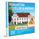 Romantisk vistelse & middag