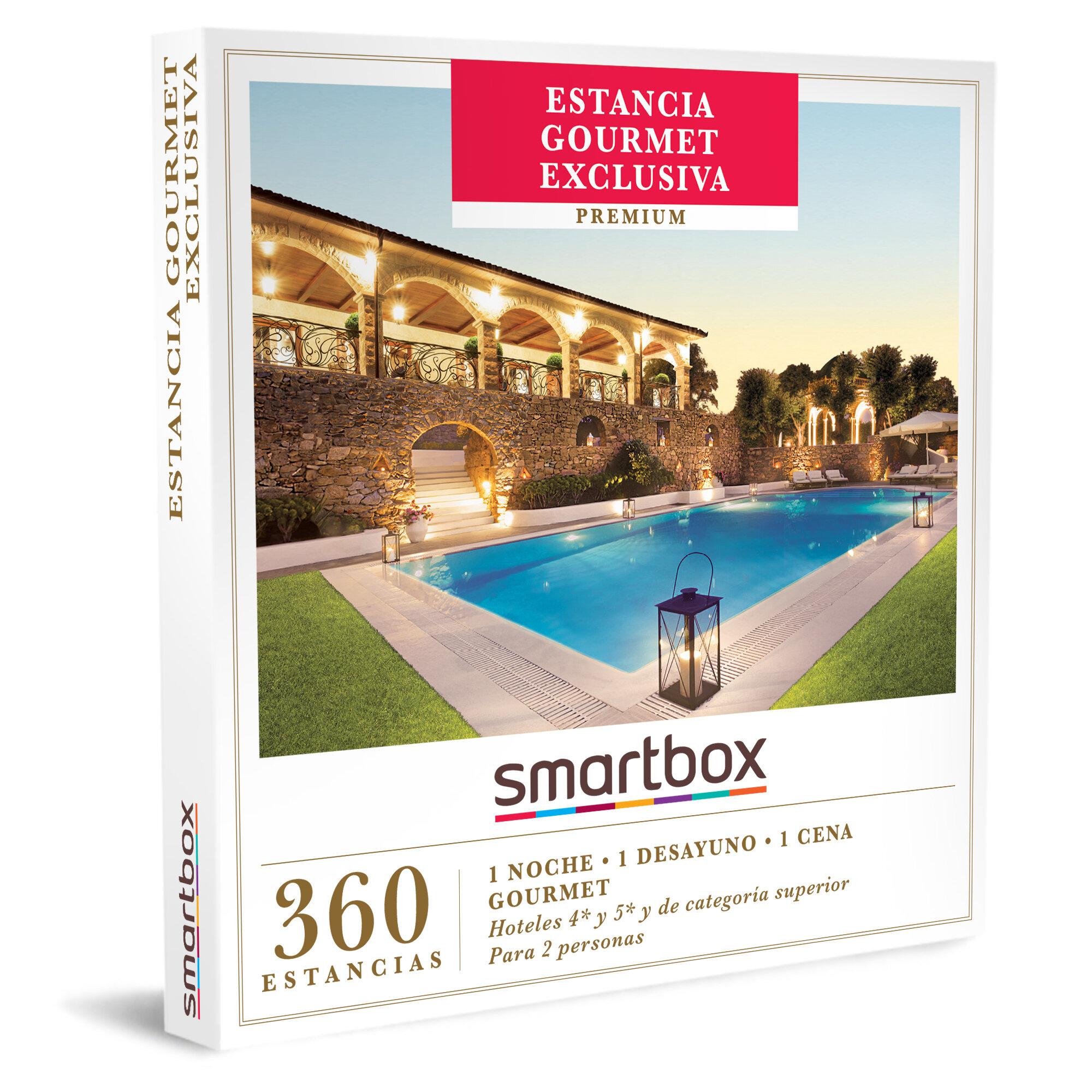 Smartbox |Estancia gourmet exclusiva