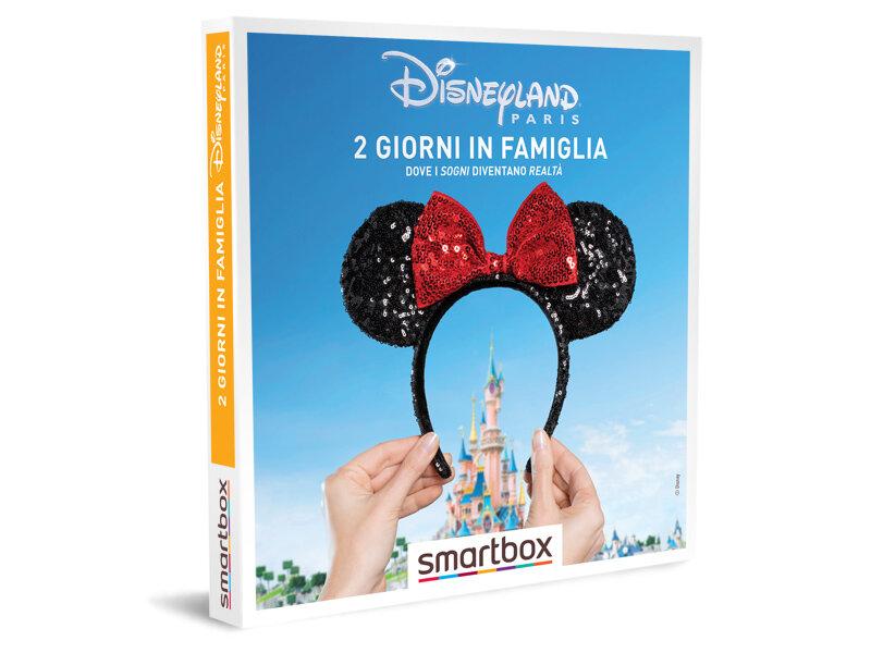 Due giorni in famiglia al Parco Disneyland® e Parco Walt Disney Studios®