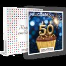 ¡Felicidades! 50 años