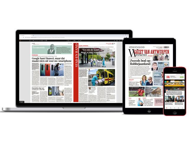 Gazet Van Antwerpen Weekend Digitaal Magazines