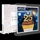 Joyeux anniversaire ! 25 ans