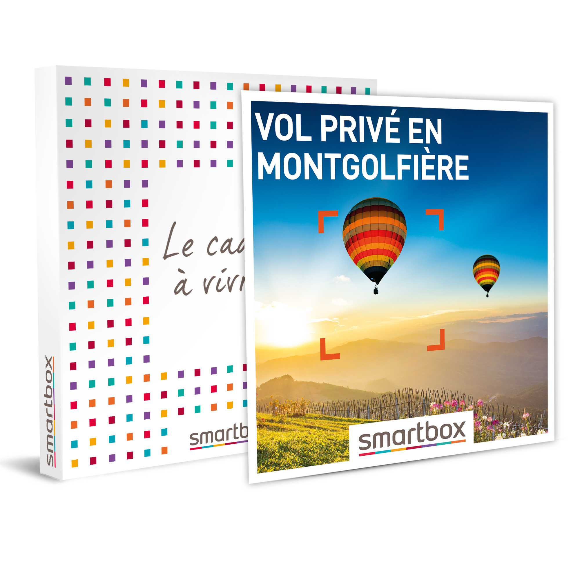 Vol privé en Montgolfière