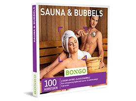 sauna & bubbels