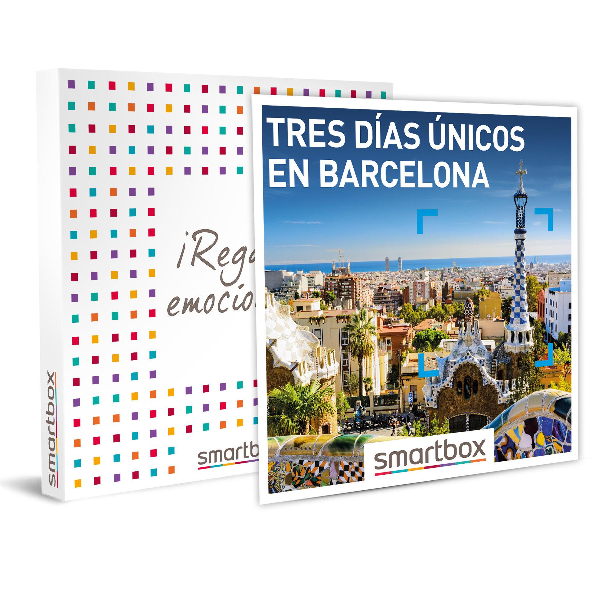 Tres días únicos en Barcelona