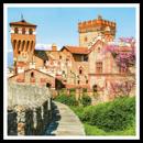Una notte con colazione e cena nel Castello di Pavone