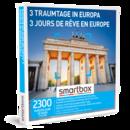 3 giorni da sogno in Europa