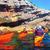 Kayak e hidropedal