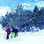 Raquetas de nieve y tubbing
