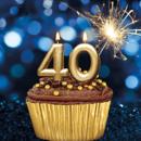 ¡Felicidades! 40 años