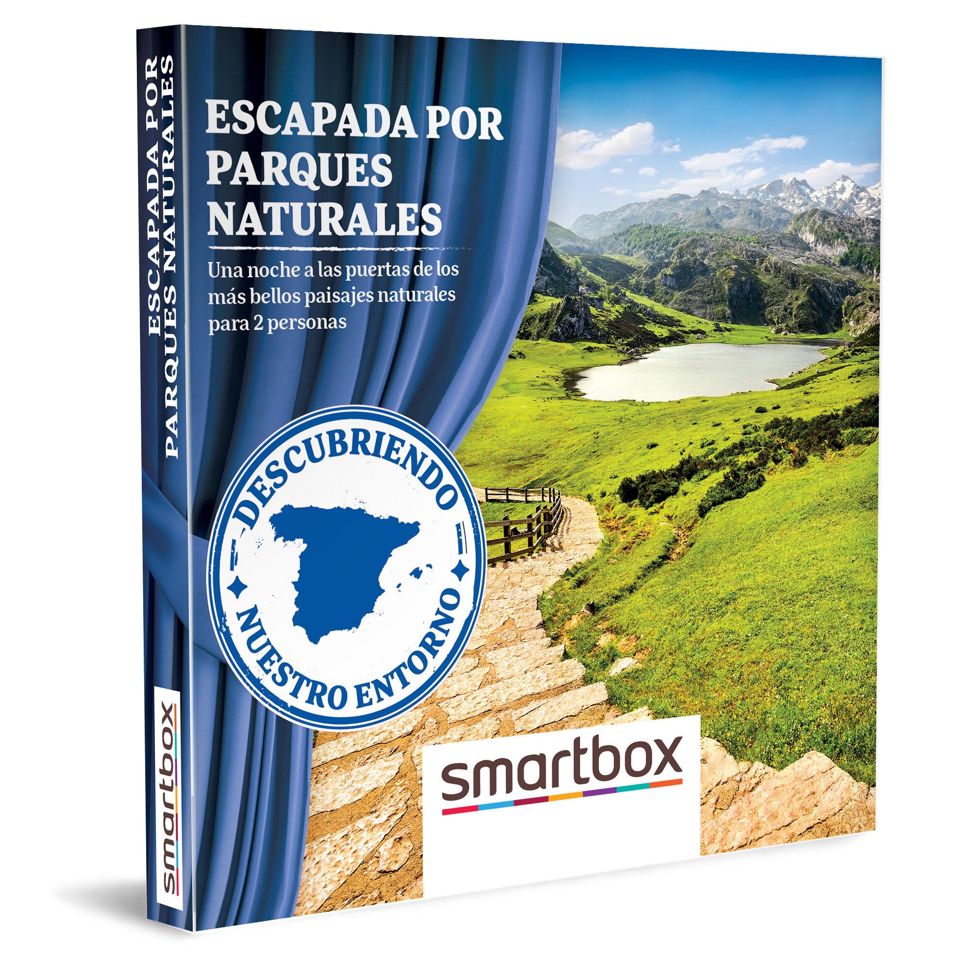 Smartbox |Escapada por parques naturales
